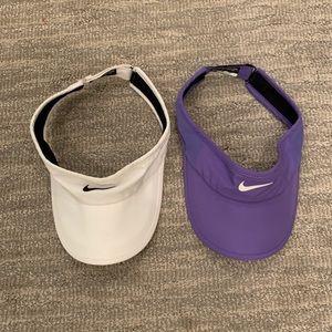 Nike Featherlight Dri-Fit Visors (Set of 2)